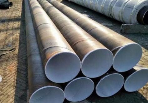 防腐直缝焊管